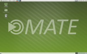 Hipster 2016.10 Mate Desktop - Customized